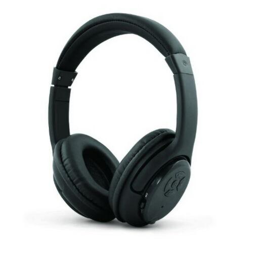 ESPERANZA Libero Mikrofonos vezeték nélküli fejhallgató (Fekete) (EH163K)