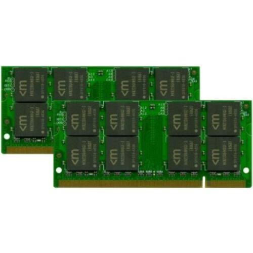 Mushkin 4GB PC2-5300 memóriamodul 2 x 2 GB DDR2 667 Mhz (976559A)