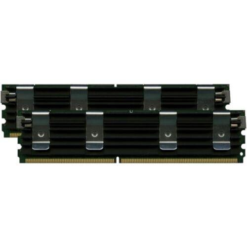 Mushkin 8GB DDR2 FBDIMM - 8 GB - 2 x 4 GB - DDR2 - 800 MHz (976609A)