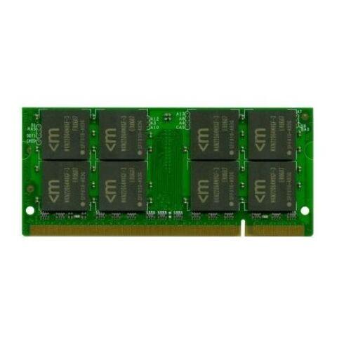 Mushkin 2GB DDR2 SODIMM Kit - 2 GB - 1 x 2 GB - DDR2 - 800 MHz (991577)