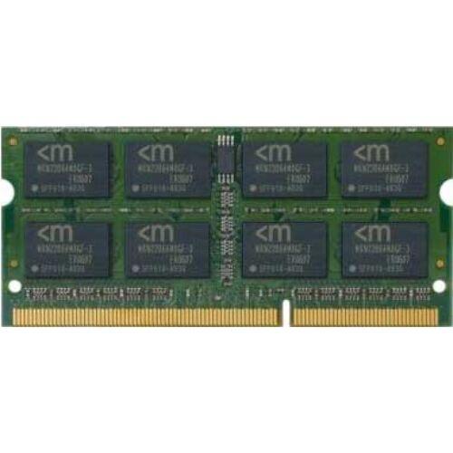 Mushkin 4GB 4GB DDR3 PC3-8500 - 4 GB - 1 x 4 GB - DDR3 - 1066 MHz - 204-pin SO-DIMM (991644)