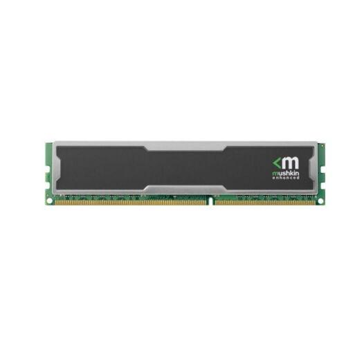 Mushkin 2GB DDR2-800 - 2 GB - 1 x 2 GB - DDR2 - 800 MHz - Black, Silver (991761)