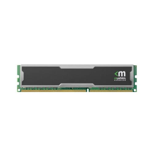 Mushkin 8GB DDR3-1600 - 8 GB - 1 x 8 GB - DDR3 - 1600 MHz - Black, Green, Silver (992074)