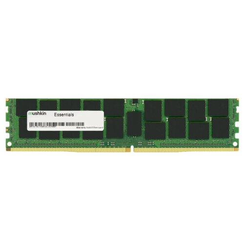 Mushkin Essentials 4GB DDR4 - 4 GB - 1 x 4 GB - DDR4 - 2133 MHz - 288-pin DIMM - Black, Green (992182)