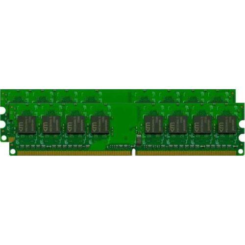 Mushkin 4GB DDR3 PC3-8500 Kit - 4 GB - 2 x 2 GB - DDR3 - 1066 MHz - 240-pin DIMM (996573)