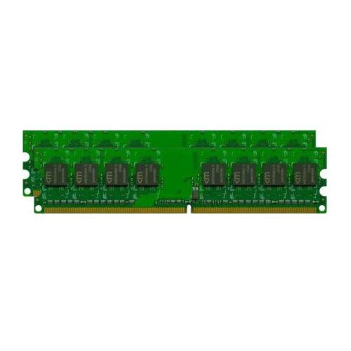 Mushkin 4GB PC3-10666 memóriamodul 2 x 2 GB DDR3 1333 Mhz (996586)