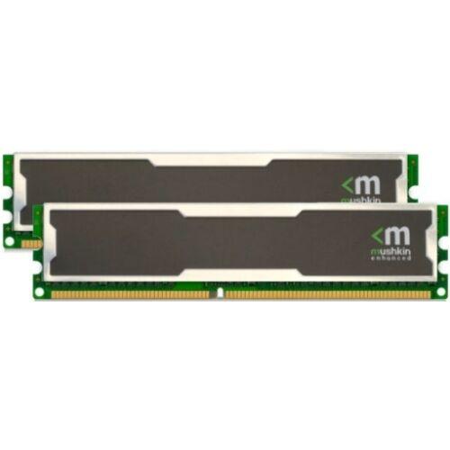 Mushkin 2GB PC3200 - 2 GB - 2 x 1 GB - DDR - 400 MHz (996754)