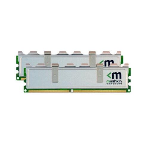Mushkin Silverline - 4 GB - 2 x 2 GB - DDR2 - 667 MHz (996756)