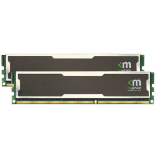 Mushkin 996770 - 8 GB - 2 x 4 GB - DDR3 - 1333 MHz (996770)