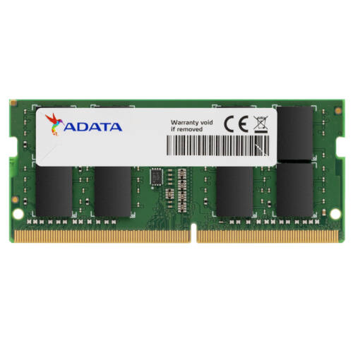 ADATA AD4S2666732G19-SGN - 32 GB - 1 x 32 GB - DDR4 - 2666 MHz - 260-pin SO-DIMM (AD4S2666732G19-SGN)