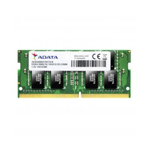 ADATA Memória DDR4 4GB 2666 Mhz SO-DIMM (AD4S2666J4G19-S)