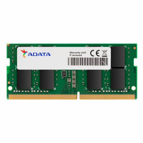ADATA AD4S3200716G22-RGN - 16 GB - 1 x 16 GB - DDR4 - 3200 MHz - 260-pin SO-DIMM (AD4S3200716G22-RGN)