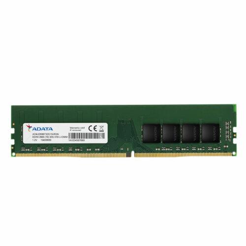 ADATA AD4U266688G19-RGN memóriamodul 8 GB 1 x 8 GB DDR4 2666 Mhz (AD4U266688G19-RGN)