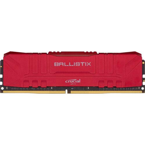 Crucial Ballistix Red 16GB DDR4 Kit 3000 2x8GB CL15 BL2K8G30C15U4R - 16 GB - 16 GB - DDR4 (BL2K8G30C15U4R)