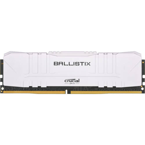 Crucial Ballistix - DDR4 - 16 GB 2 x 8 GB - DIMM 288-PIN - 3000 MHz PC4-24000 - CL15 - 1 - 16 GB - DDR4 (BL2K8G30C15U4W)