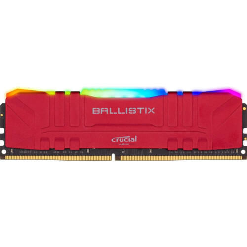 Crucial BL2K8G32C16U4RL - 16 GB - 2 x 8 GB - DDR4 - 3200 MHz - 288-pin DIMM (BL2K8G32C16U4RL)