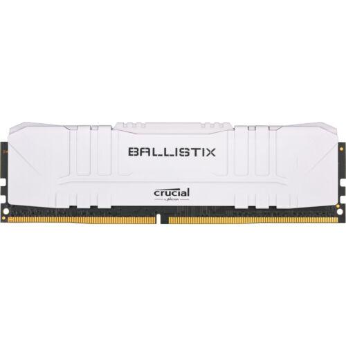 Crucial Ballistix 16 GB Kit 2 x 8 3600 W Bulk - 16 GB - DDR4 (BL2K8G36C16U4W)