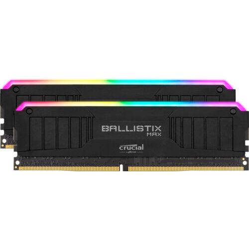 Crucial Ballistix MAX memóriamodul 32 GB 2 x 16 GB DDR4 4400 Mhz (BLM2K16G40C18U4BL)
