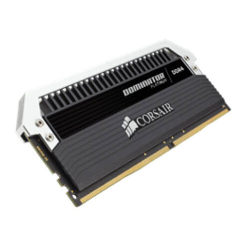 Corsair Dominator Platinum 8GB DDR4 4000MHz - 8 GB - 2 x 4 GB - DDR4 - 4000 MHz - 288-pin DIMM - Black, Grey, Silver (CMD8GX4M2B4000C19)