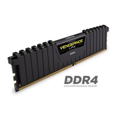 DDR4 16GB 3000MHz Corsair Vengeance LPX Black CL15 KIT2 (CMK16GX4M2B3000C15)