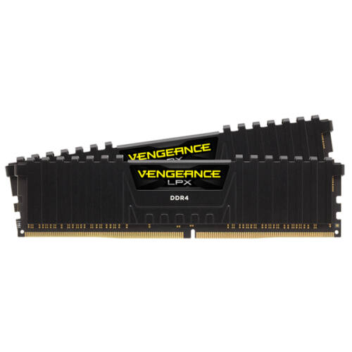 Corsair Vengeance LPX CMK16GX4M2Z3600C18 - 16 GB - 2 x 8 GB - DDR4 - 3600 MHz - 288-pin DIMM (CMK16GX4M2Z3600C18)