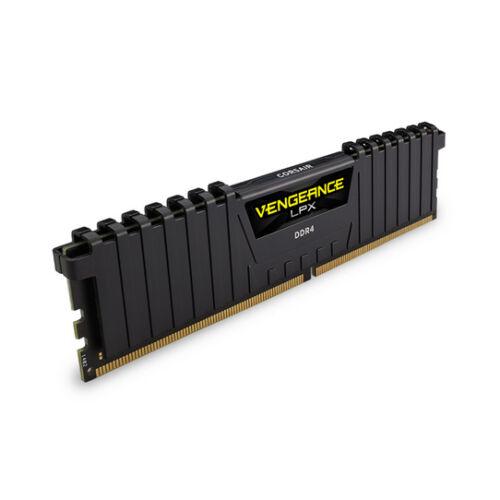 Corsair CMK32GX4M2A2666C16 - 32 GB - 2 x 16 GB - DDR4 - 2666 MHz - 288-pin DIMM (CMK32GX4M2A2666C16)