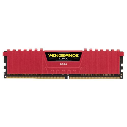 Corsair Vengeance LPX - 8GB - DDR4 - 8 GB - 1 x 8 GB - DDR4 - 2666 MHz - 288-pin DIMM (CMK8GX4M1A2666C16R)