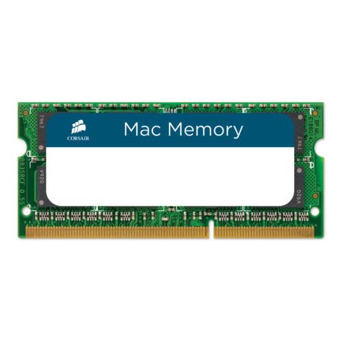 Corsair 4GB - DDR3 - 4 GB - 1 x 4 GB - DDR3 - 1066 MHz - 204-pin SO-DIMM (CMSA4GX3M1A1066C7)