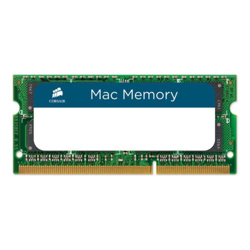 Corsair CMSA4GX3M1A1333C9 - 4 GB - 1 x 4 GB - DDR3 - 1333 MHz - 204-pin SO-DIMM - Multicolor (CMSA4GX3M1A1333C9)