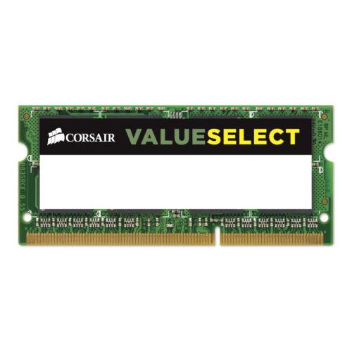 Corsair 4GB, DDR3L, 1600MHz memóriamodul 1 x 4 GB DDR3 (CMSO4GX3M1C1600C11)