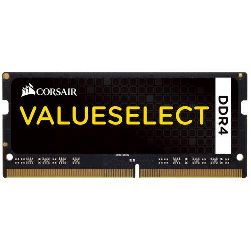 Corsair ValueSelect - 8 GB - 2 x 4 GB - DDR4 - 2133 MHz - 260-pin SO-DIMM (CMSO8GX4M2A2133C15)