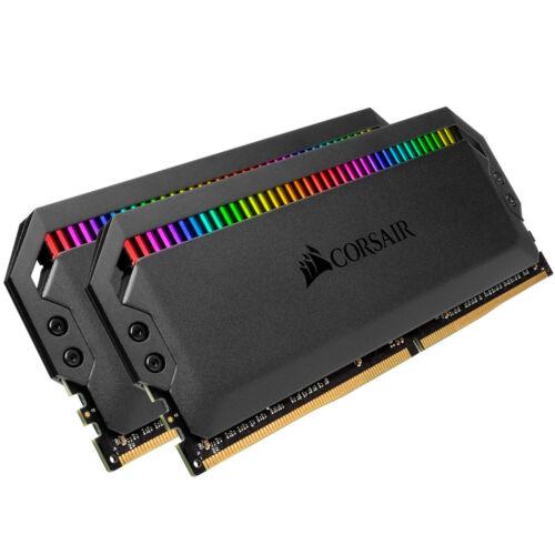 Corsair Dominator CMT16GX4M2K3600C16 - 16 GB - 2 x 8 GB - DDR4 - 3600 MHz - 288-pin DIMM (CMT16GX4M2K3600C16)
