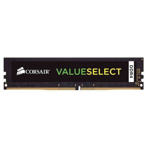 Corsair ValueSelect 16GB - DDR4 - 2400MHz - 16 GB - 1 x 16 GB - DDR4 - 2400 MHz - 288-pin DIMM - Black (CMV16GX4M1A2400C16)