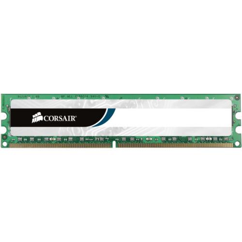 Corsair 4GB DDR3 1600MHz UDIMM - 4 GB - 1 x 4 GB - DDR3 - 1600 MHz - 240-pin DIMM (CMV4GX3M1A1600C11)