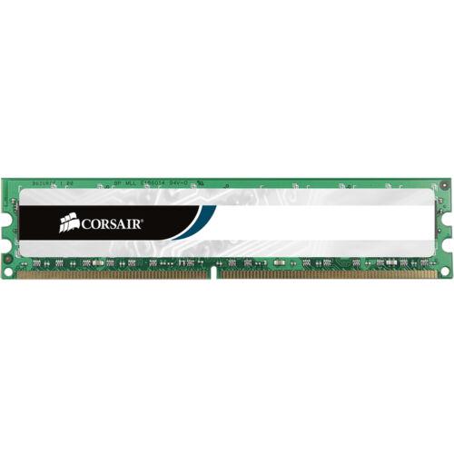Corsair 8 GB DDR3-1600 - 8 GB - 1 x 8 GB - DDR3 - 1600 MHz - 240-pin DIMM (CMV8GX3M1A1600C11)