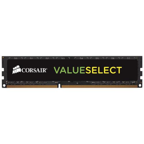 Corsair 8GB (1x 8GB) 1600MHz DDR3L - 8 GB - 1 x 8 GB - DDR3L - 1600 MHz - 240-pin DIMM - Black (CMV8GX3M1C1600C11)