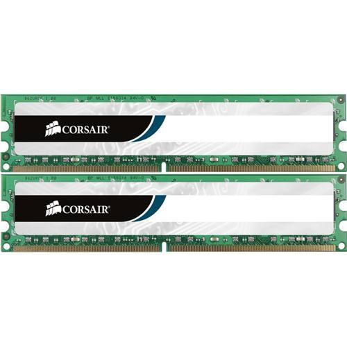 Corsair 8GB DDR3 1333MHz - 8 GB - 2 x 4 GB - DDR3 - 1333 MHz - 240-pin DIMM (CMV8GX3M2A1333C9)