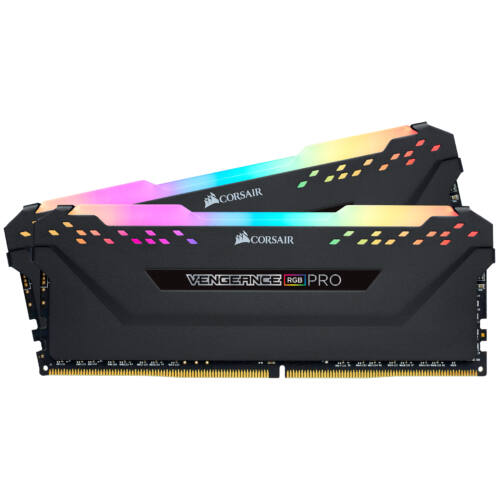 Corsair Vengeance CMW64GX4M2D3000C16 memóriamodul 64 GB 2 x 32 GB DDR4 3000 Mhz (CMW64GX4M2D3000C16)