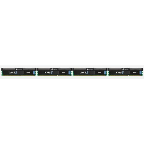 DIMM 16 GB DDR3-1333 Quad-Kit, Arbeitsspeicher (CMX16GX3M4A1333C9)