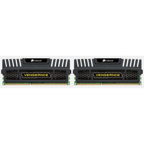 Corsair 16GB (2x 8GB) DDR3 Vengeance - 16 GB - 2 x 8 GB - DDR3 - 1600 MHz - 240-pin DIMM (CMZ16GX3M2A1600C9)