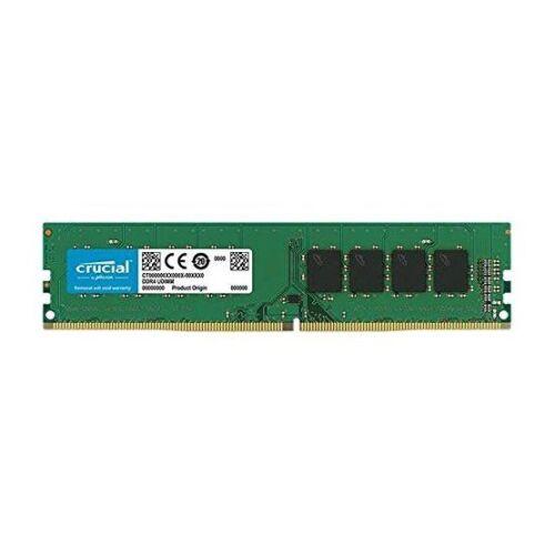 Crucial DDR4 2666MHz 16GB CL19 1,2V (CT16G4DFD8266)