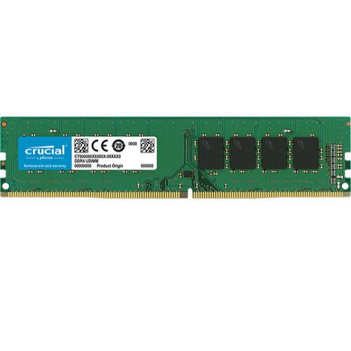 Micron 16GB (1x16GB) Crucial DDR4-3200 CL22 UDIMM Dual Rank RAM Speicher (CT16G4DFD832A)