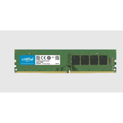 Crucial CT16G4DFS8266 memóriamodul 16 GB 1 x 16 GB DDR4 2666 Mhz (CT16G4DFS8266)
