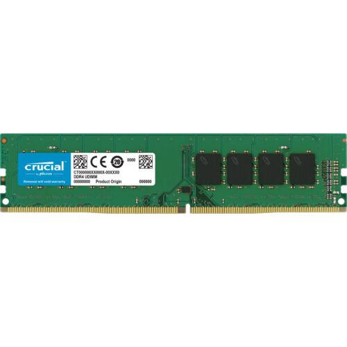 Crucial CT32G4DFD8266 - 32 GB - 1 x 32 GB - DDR4 - 2666 MHz - 288-pin DIMM (CT32G4DFD8266)
