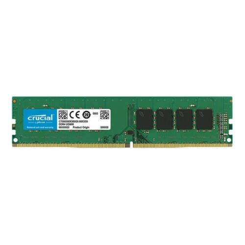 DDR4 4GB PC 2666 Crucial CT4G4DFS8266 retail (CT4G4DFS8266)