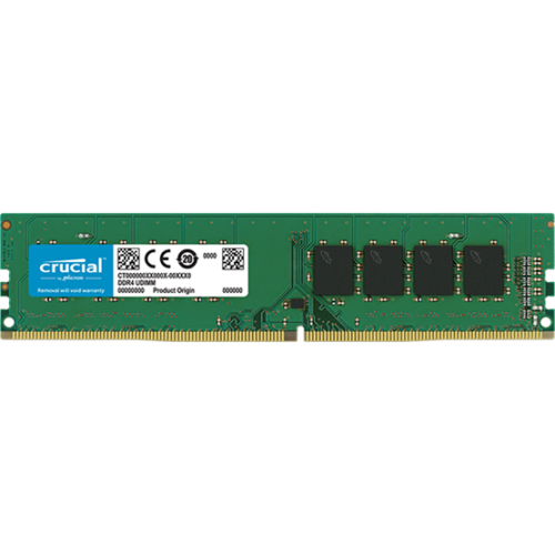 Crucial DDR4 2666MHz 8GB CL19 1,2V (CT8G4DFS8266)