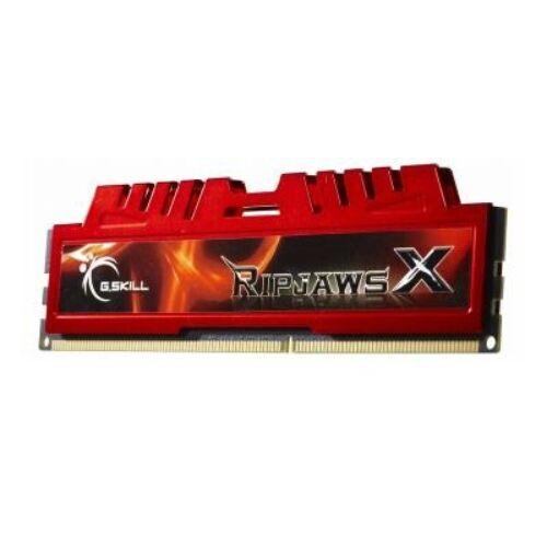 G.Skill 8GB DDR3-1333 RipjawsX - 8 GB - 2 x 4 GB - DDR3 - 1333 MHz - 240-pin DIMM (F3-10666CL9D-8GBXL)