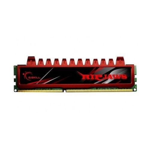 G.Skill 8GB DDR3 PC3-12800 DC Kit - 8 GB - 2 x 4 GB - DDR3 - 1600 MHz - 240-pin DIMM (F3-12800CL9D-8GBRL)