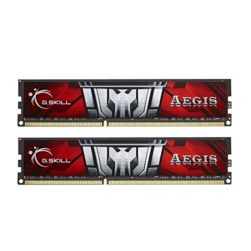 DIMM 8 GB DDR3-1600 Kit, Arbeitsspeicher (F3-1600C11D-8GIS)