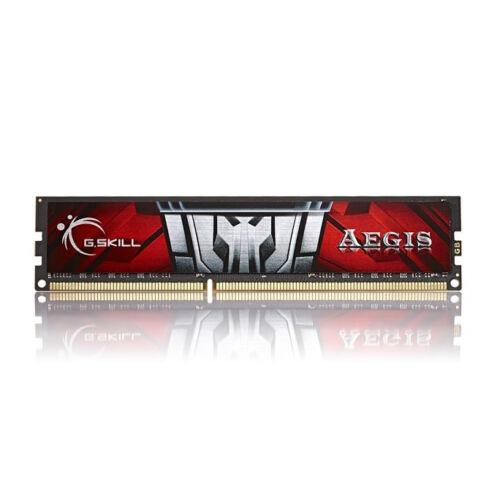 G.Skill 4GB DDR3-1600 - 4 GB - 1 x 4 GB - DDR3 - 1600 MHz - 240-pin DIMM (F3-1600C11S-4GIS)